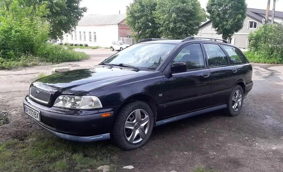 Volvo V40 за 4400 євро
