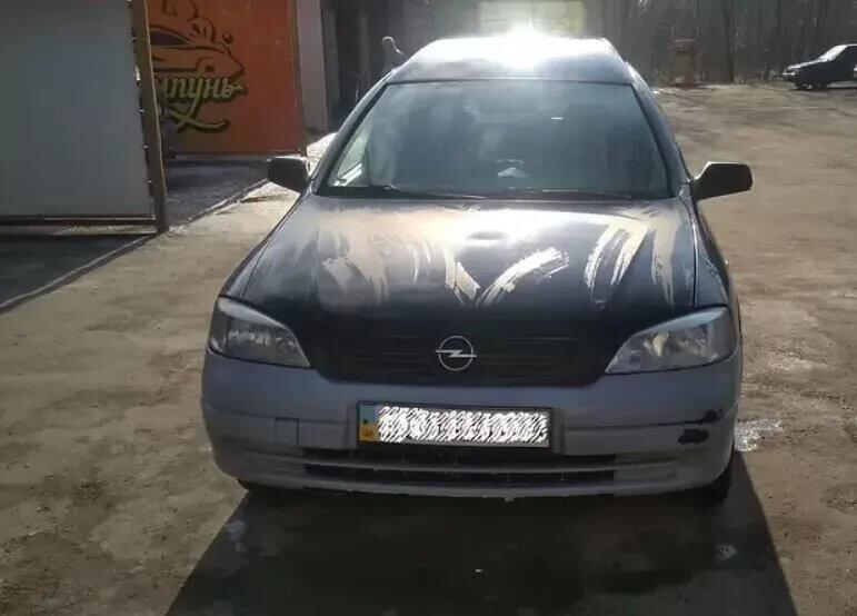 Opel Astra G за 1800 євро