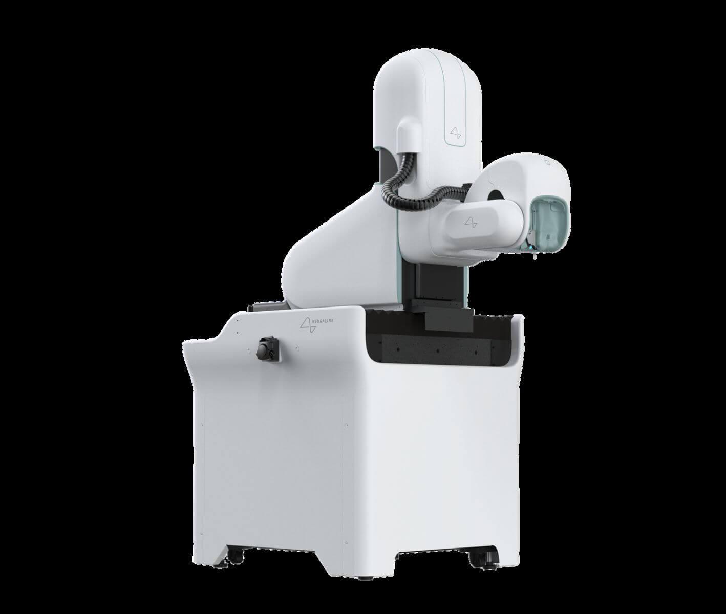 Робот Neuralink