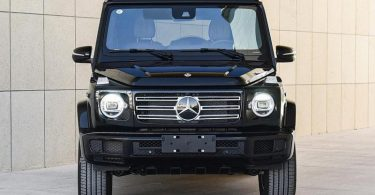 """Mercedes-Benz вивів на ринок економічну версію знаменитого """"Гелендвагена"""" (Фото)"""