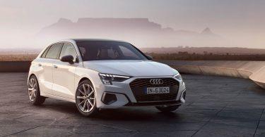 Audi представила газову версію хетчбека A3