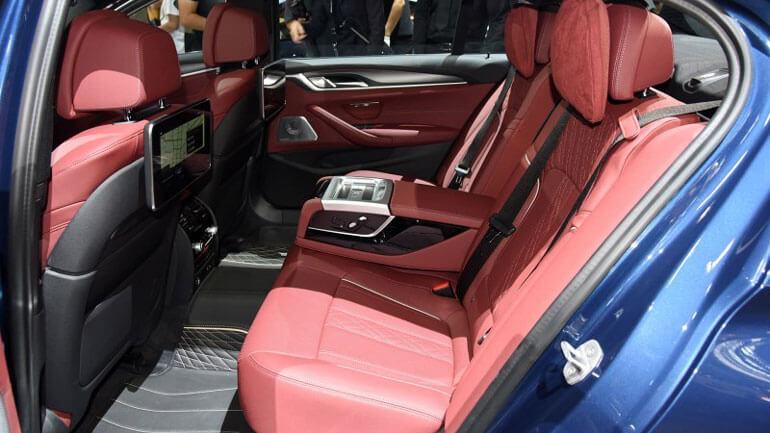 BMW 535 Le