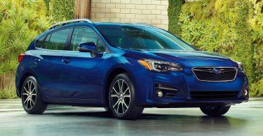 Опубліковані ціни на оновлений Subaru Impreza