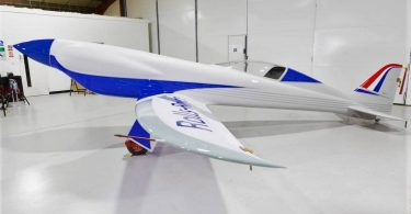 Rolls-Royce зазнала «найбільш швидкий» електро-літак в світі