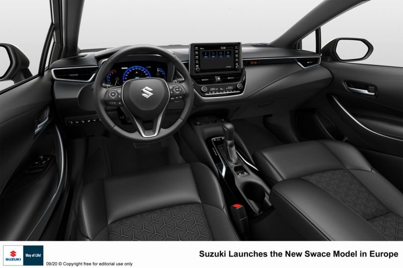 2021 Suzuki Swace
