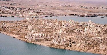 Названо пам'ятники, які знищить зміна клімату
