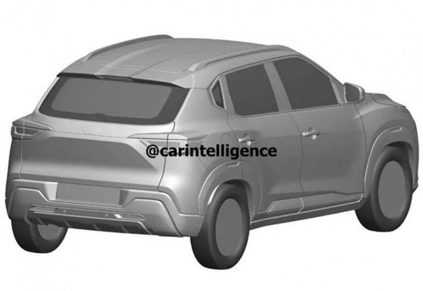 Прототип Nissan Magnite