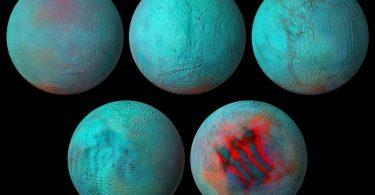 Астрономи поділилися докладними зображеннями супутника Сатурна