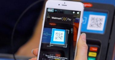 WallMart Pay QR