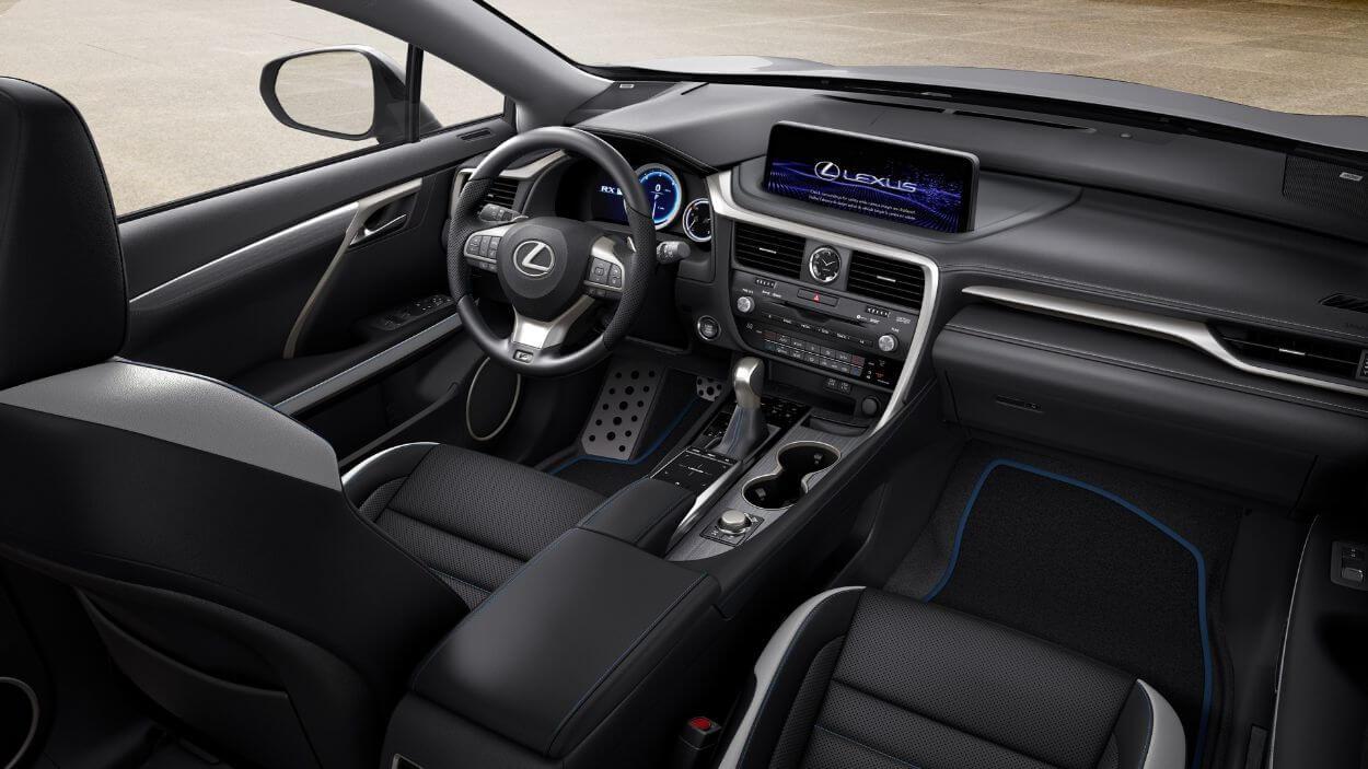 Lexus RX Black Line