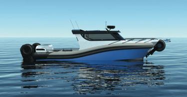 Представлена найбільша серійна яхта-амфібія