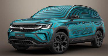 Недорогий кросовер Volkswagen Taos показали на перших фото