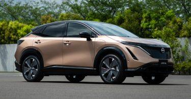 Nissan електрифікує всі моделі до 2030 року