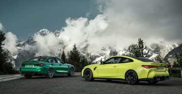 BMW M3 і M4