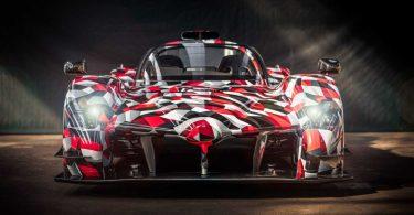 Toyota показала гіперкар, який можна буде купити