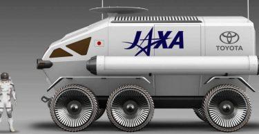 Місяцехід Toyota будуть заправляти паливом, зробленим на Місяці