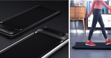Xiaomi представила компактну бігову доріжку за $ 190