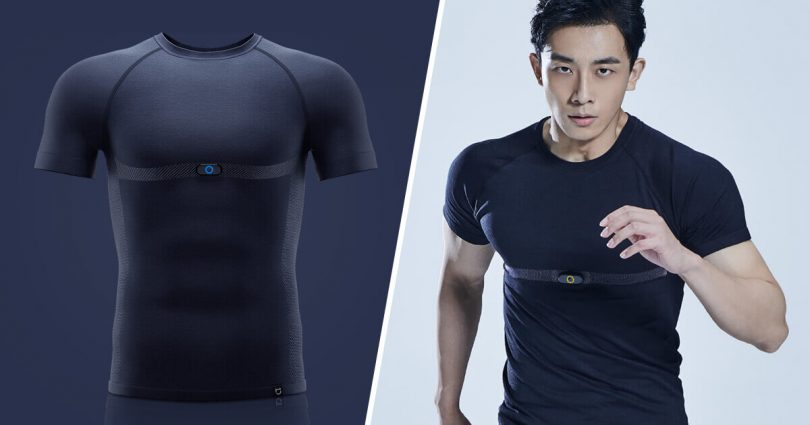 Xiaomi MIJIA Sports ECG T-shirt
