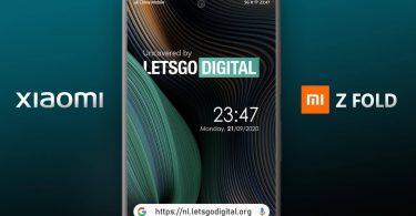 Xiaomi запатентувала смартфон з дисплеєм, який згинається в двох місцях
