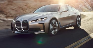 """Оголошено терміни дебюту першої електричної """"емки"""" BMW"""