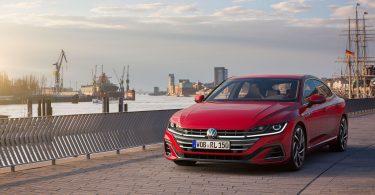 Volkswagen оголосив ціни на новий Arteon