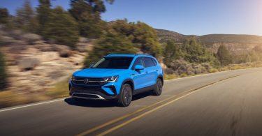 Представлений новий кросовер Volkswagen Taos