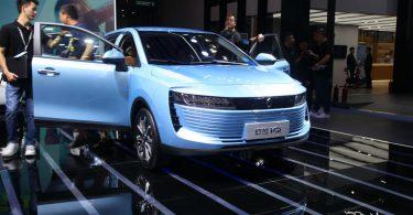 В Україні несподівано з'явився новий електрокросовер за $17 000