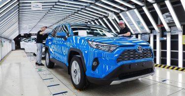 Toyota очолила рейтинг найбільш дорогих автобрендів 2020 року