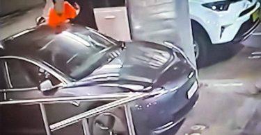 Власниця Tesla зловила викрадачів за допомогою смартфону