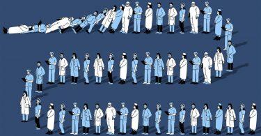 МОЗ назвало кількість померлих від COVID-19 медиків