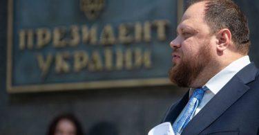 Новий спікер ВР назвав причину відставки Разумкова