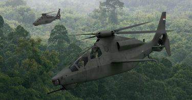 У США почали збірку першого «Непереможного» вертольота