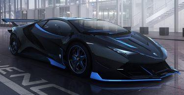 Болгарська компанія показала інтер'єр суперкара потужністю 5221 к.с.