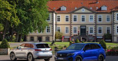 Найбільш потужний дизельний Volkswagen Touareg замінили гібридами