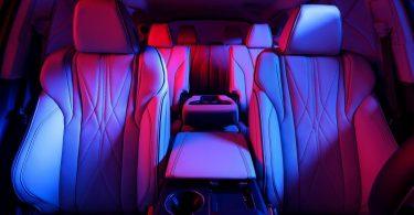Acura показала розкішний салон нового MDX