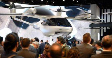 Hyundai назвала терміни появи комерційних літаючих автомобілів