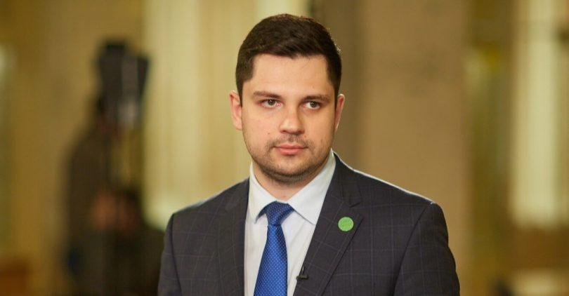Депутат Верховної Ради Олександр Качура