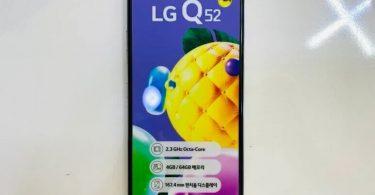 Опубліковані характеристики і «живі» знімки смартфона LG Q52