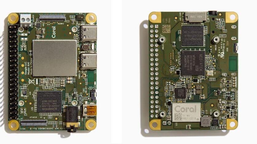 Google Coral Dev Board Mini
