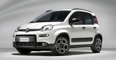 Оновлений Fiat Panda City Life