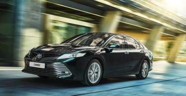 В Україні почався продаж найпотужнішої та найшвидшої Toyota Camry 2020