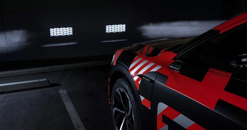 Audi фари