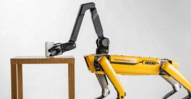 Робот від Boston Dynamics отримає ряд нових аксесуарів