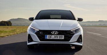 Hyundai представив «спортивний» варіант хетчбека i20