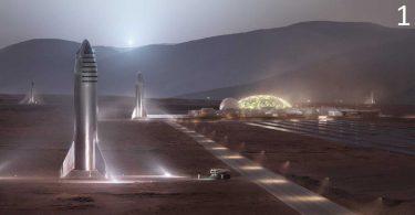 Ілон Маск збирається ігнорувати земні закони на Марсі
