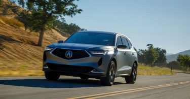 Acura показала новий MDX