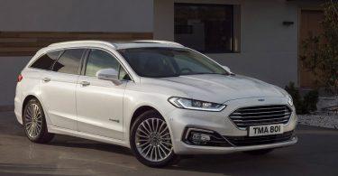 Ford позбавив Mondeo бензинових двигунів