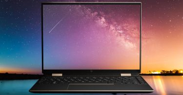 HP представила преміальний ноутбук з безрамковим дисплеєм