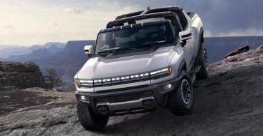 GMC представила електричну версію Hummer з двигуном на 1000 «коней»