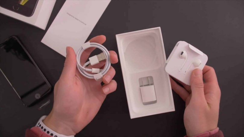Комплектація Iphone